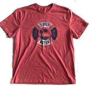 Izod Salt water relaxed classic t-shirt